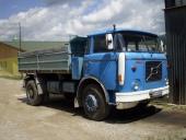 Doprava - LIAZ na prevoz sypkých materiálov