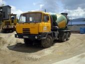 Doprava - Tatra 815 domiešavač
